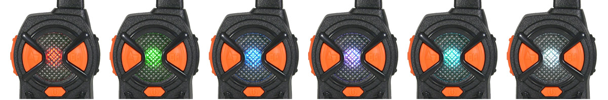 freecomm 100 LED-Farben